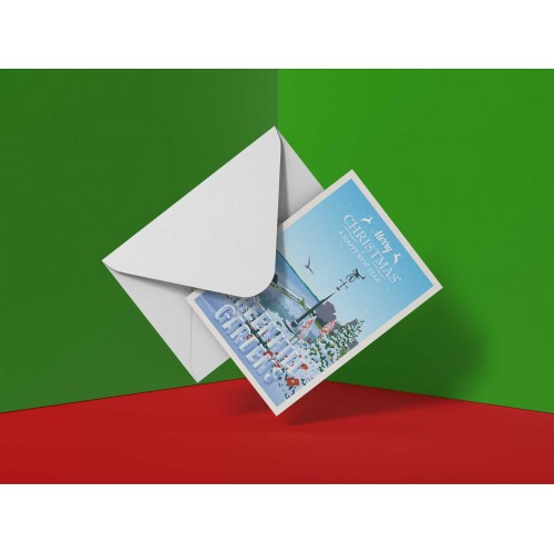 Greenhill Gardens Christmas Cards