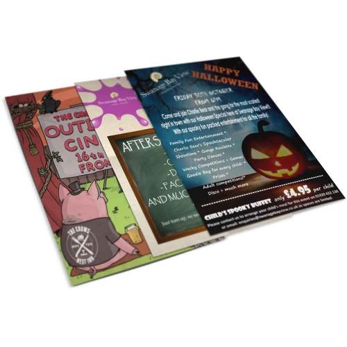 flyers advertising