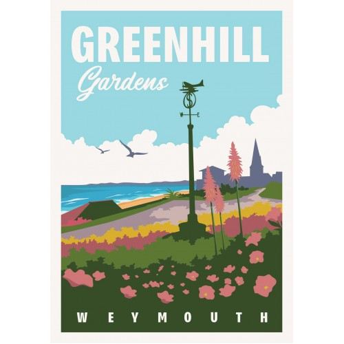 Greenhill Gardens Poster