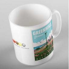 Greenhill Gardens Mug