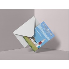 Portland Bill Greeting Cards