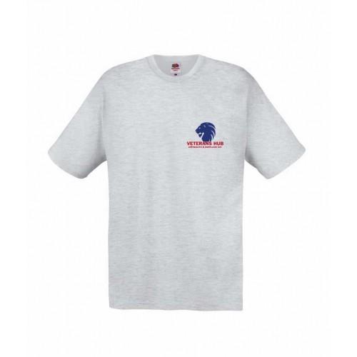 59be4d75 ... Veterans Hub Shake 'n Bake T-Shirt
