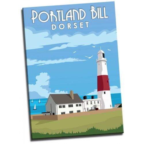 Portland Bill Canvas Print