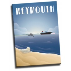Weymouth Canvas Print