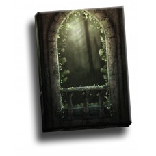 Beautiful Decay Green Gothic