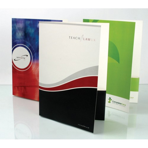 Business Display Folders