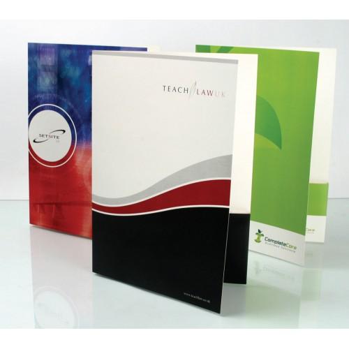 Business Display Folders