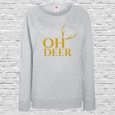 Oh Deer Jumper