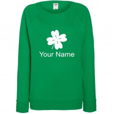 St.Patrick's Day Jumper - Add Your Name
