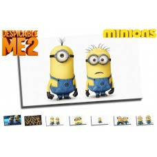 Despicable Me 2 Minions Characters