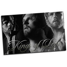 Kings Of Leon Caleb Followill Collage Portrait
