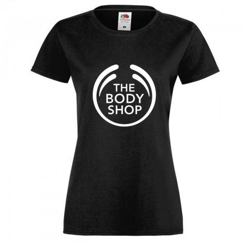 Black Body Shop Tee Shirt