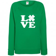 Love St.Patrick's Day Jumper