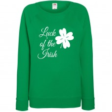 Luck Of The Irish St.Patrick's Day Jumper