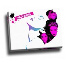 Madonna Vogue Music  Collage