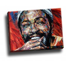 Marvin Gaye Music  Collage